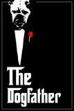 """The dogfather (parodia del manifesto del film """"Il padrino"""") Foto"""
