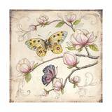 Le Jardin Butterfly IV Art by Kate McRostie