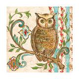 Treetop Owl I Prints by Kate McRostie