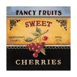Süße Kirschen Poster von Kimberly Poloson