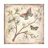 Le Jardin Butterfly III Posters by Kate McRostie