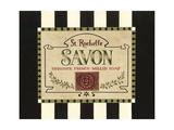 Soap Label Prints by Jillian Jeffrey