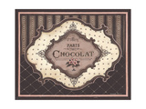Chocolat - Ein kleiner Biss genügt, Englisch Kunstdruck von Kimberly Poloson