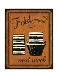 Fold Prints by N. Harbick