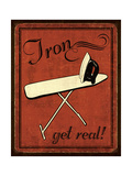 Iron Posters by N. Harbick