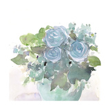Spring Arrangement I Premium Giclee Print by Samuel Dixon