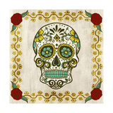 Day of the Dead IV Prints by Grace Popp