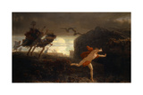 Pentheus Pursued by the Maenads, 1864 Giclee Print by Charles Gleyre