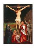 Crucifixion, C.1515 Giclée-tryk af Matthias Grunewald