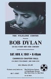 Bob Dylan Plakater