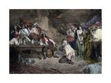 Morgan at Porto Bello, from 'Buccaneers and Marooners of the Spanish Main' Gicléedruk van Howard Pyle