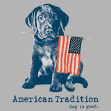 American Tradition Stampe di  Dog is Good