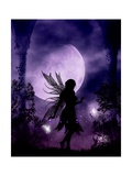 Dancing in the Moonlight Prints by Julie Fain