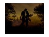 Forbidden Love Posters by Julie Fain
