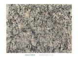 Number 1, 1950 (Lavender Mist), 1950 Julisteet tekijänä Jackson Pollock