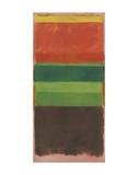 Senza titolo, 1949 Stampe di Mark Rothko