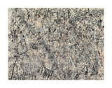 Number 1, 1950 (Lavender Mist), 1950 Posters por Jackson Pollock