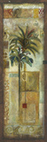 Palmiers de ville I Reproduction procédé giclée par  Douglas