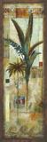 Palmiers en villeII Reproduction procédé giclée par  Douglas