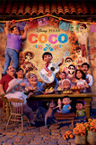 Coco - Family Affiches