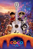 Coco - Guitar Posters