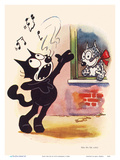 Felix The Cat Poster by Otto Messmer