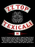 ZZ Top - Texicali 16 Plakater
