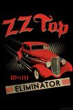 ZZ Top - Eliminator, 1983 Posters