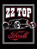 ZZ Top Thrill Billeder