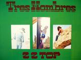 ZZ Top - Tres Hombres, 1973 Plakat