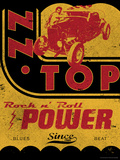 ZZ Top - Rock N' Roll Power Posters