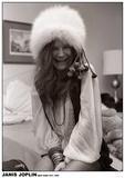 Janis Joplin Kunstdruck