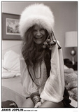 Janis Joplin Planscher