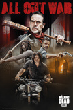 The Walking Dead - Season 8 Collage Stampe