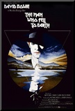 The Man Who Fell to Earth Mounted Print
