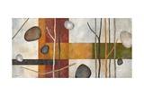 Sticks and Stones IX Plakater af Glenys Porter