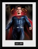 Justice League - Superman Stampa del collezionista