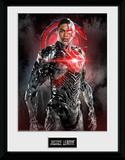 Justice League - Cyborg Verzamelaarsprint