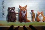 Usual Suspects Prints by Lucia Heffernan