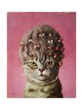 Marie Catoinette Art by Lucia Heffernan