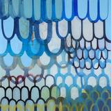 Undulations Premium Giclee Print by Naomi Taitz Duffy