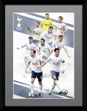 Tottenham - Players 17/18 Collector Print
