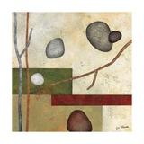 Sticks and Stones VII Kunst af Glenys Porter
