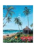 Morgen auf Maui Kunstdrucke von Scott Westmoreland
