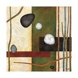 Sticks and Stones VIII Posters af Glenys Porter
