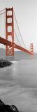 Golden Gate Bridge at Dawn (A) Reproduction photographique par Alan Blaustein