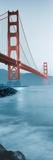 Golden Gate Bridge at Dawn (B) Reproduction photographique par Alan Blaustein