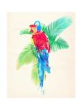 Tropical Party Plakat av Robert Farkas