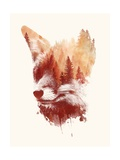 Blind Fox Posters av Robert Farkas