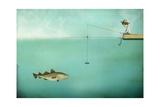 Fisk Posters af Maja Lindberg